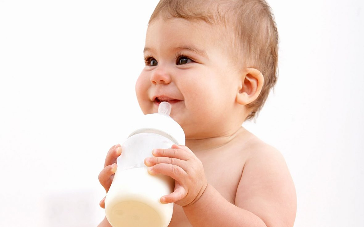 پرتو نوزاد پارس | استریل کردن شیر نوزاد